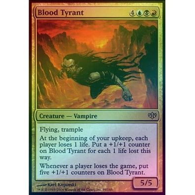 Blood Tyrant (Foil) (CON) - 401 Games
