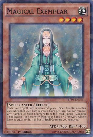 Magical Exemplar - (Rare) (BP03) available at 401 Games Canada