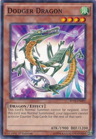 Dodger Dragon - (Rare) (BP03) available at 401 Games Canada
