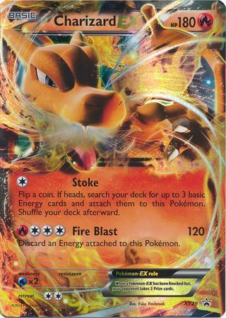 Buy Charizard-EX - XY29 and more Great Pokemon Products at 401 Games