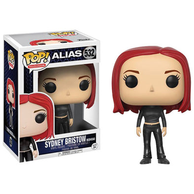 Buy Pop! Alias - Sydney Bristow - redhead and more Great Funko & POP! Products at 401 Games