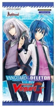 Cardfight!! Vanguard - GCMB01 - Vanguard & Deletor Booster Pack available at 401 Games Canada