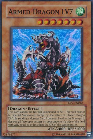 Armed Dragon LV7 - (Super Rare) available at 401 Games Canada