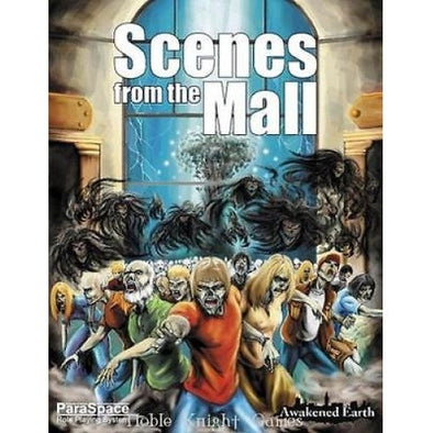 Buy Paraspace - Scenes from the Mall and more Great RPG Products at 401 Games
