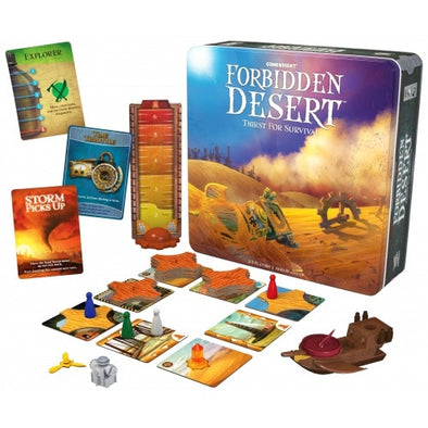 Buy Forbidden Desert and more Great Board Games Products at 401 Games