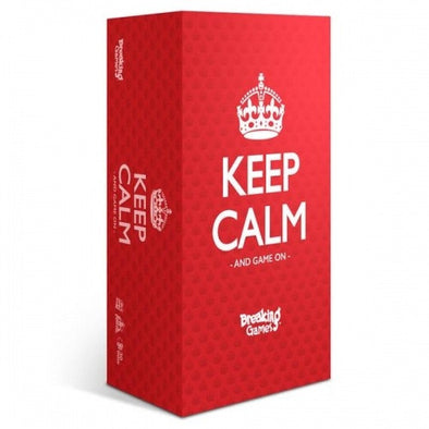 Keep Calm and Game On - Party Game - 401 Games