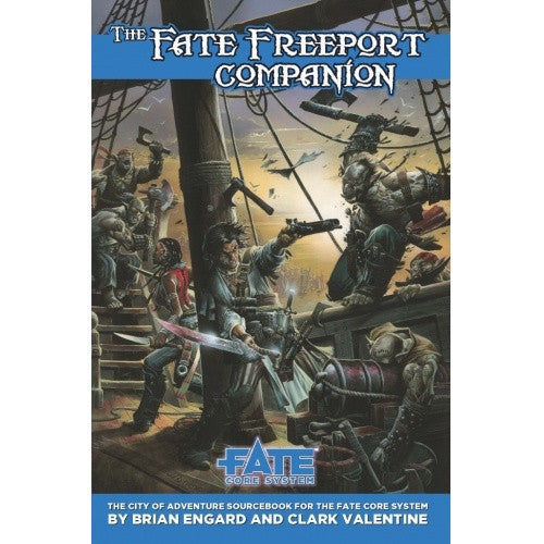 Fate - Freeport Companion available at 401 Games Canada