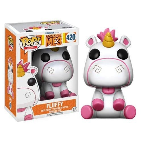 Buy Pop! Despicable Me 3 - Fluffy and more Great Funko & POP! Products at 401 Games
