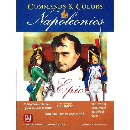 Commands & Colors: Napoleonics - Epic - 401 Games