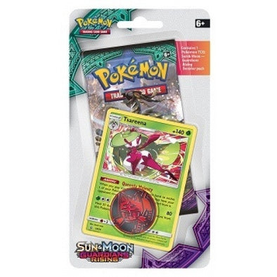 Buy Pokemon - Guardians Rising 1-Pack Blister Tsareena Promo and more Great Pokemon Products at 401 Games