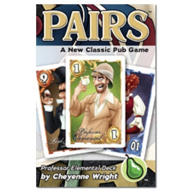 Buy Pairs - Professor Elemental and more Great Board Games Products at 401 Games