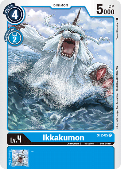 Ikkakumon (ST2-05) available at 401 Games Canada
