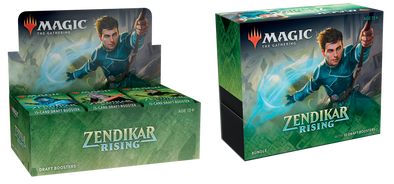 MTG - Zendikar Rising - Combo #1 - Booster Box & Bundle available at 401 Games Canada