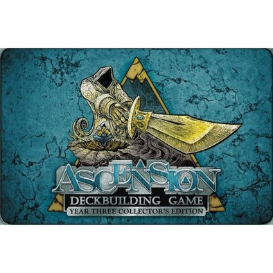 Buy Ascension - Deckbuilding Game - Year Three Collectors Edition and more Great Board Games Products at 401 Games