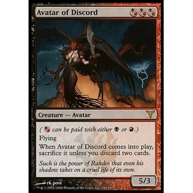 Avatar of Discord (DIS) - 401 Games