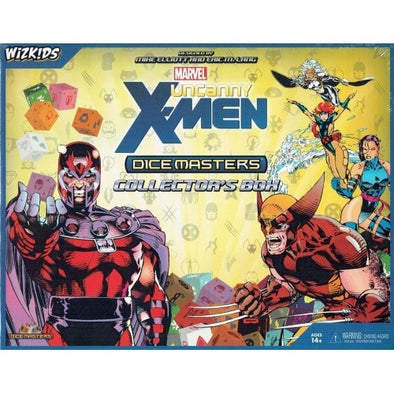 Buy Dice Masters - Marvel Uncanny X-Men - Collector Box and more Great Dice Masters Products at 401 Games
