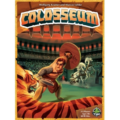 Colosseum - Emperor's Edition - 401 Games
