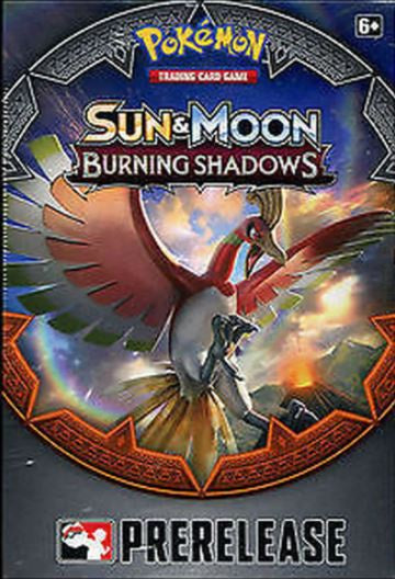 Pokemon - Burning Shadows Build & Battle Kit available at 401 Games Canada