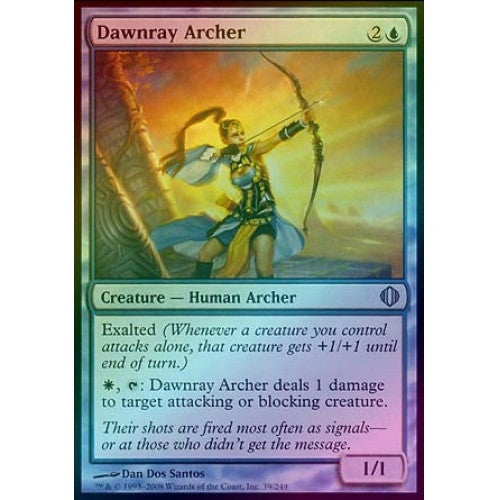 Dawnray Archer (Foil) (ALA) available at 401 Games Canada