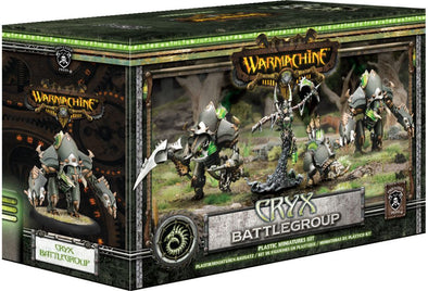 Warmachine - Battlegroup - Cryx available at 401 Games Canada