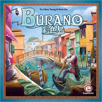 Buy Burano and more Great Board Games Products at 401 Games