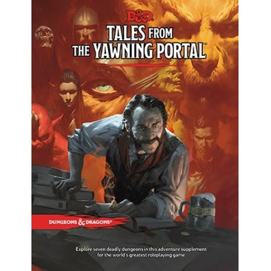 Buy Dungeons & Dragons - 5th Edition - Tales from the Yawning Portal and more Great RPG Products at 401 Games