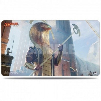 Buy Ultra Pro - Play Mat - MTG Amonkhet V5 and more Great Sleeves & Supplies Products at 401 Games