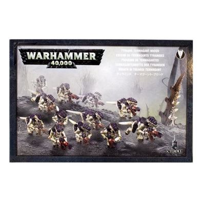 Buy Warhammer 40,000 - Tyranids - Tyranid Termagant Brood and more Great Games Workshop Products at 401 Games