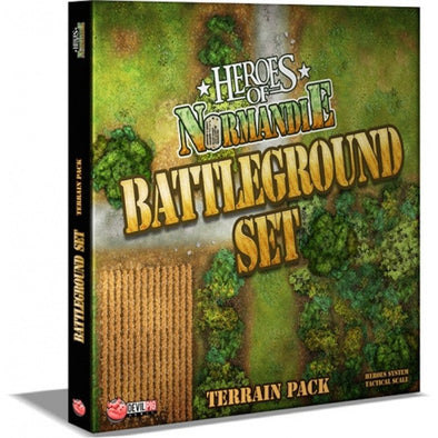 Heroes of Normandie - Battleground Set - Terrain Pack - 401 Games