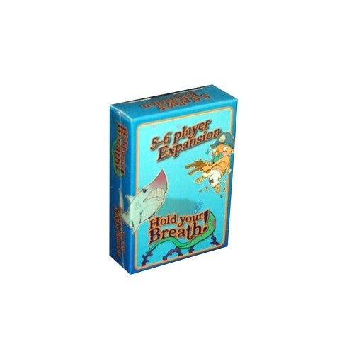Hold Your Breath! 5-6 Player Expansion (no restock) - 401 Games