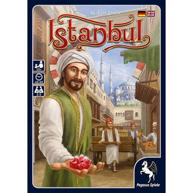 Buy Istanbul and more Great Board Games Products at 401 Games
