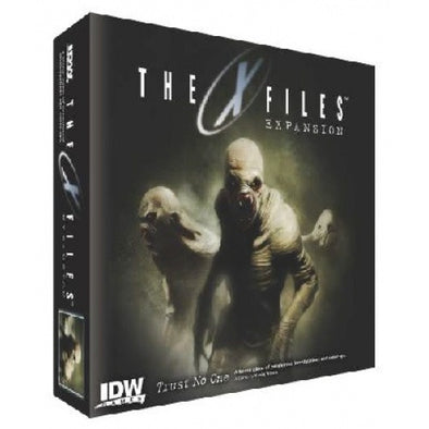 The X-Files: Trust No One Expansion - 401 Games
