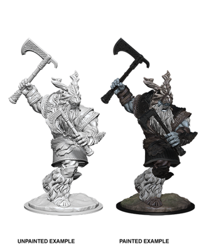 Buy Dungeons and Dragons Nolzur's Marvelous Unpainted Minis: Frost Giant Male and more Great RPG Products at 401 Games