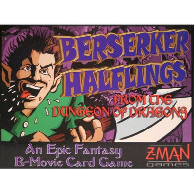 Berserker Halflings from the Dungeon of Dragons - 401 Games