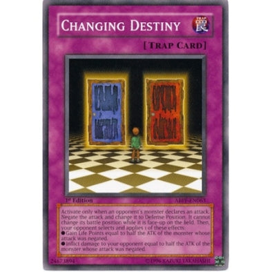 Changing Destiny (ABPF) available at 401 Games Canada