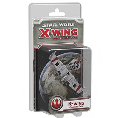 Buy X-Wing - Star Wars Miniature Game - K-Wing and more Great Board Games Products at 401 Games