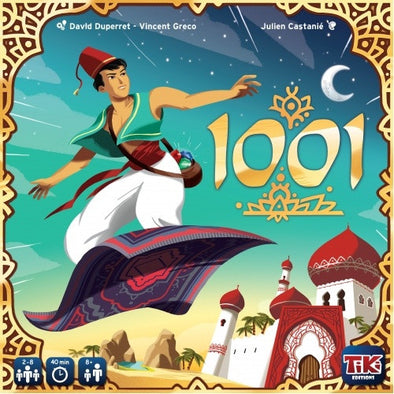 Buy 1001 and more Great Board Games Products at 401 Games