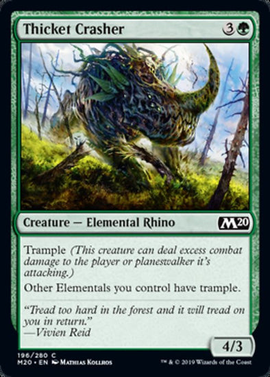 Thicket Crasher (M20) - 401 Games