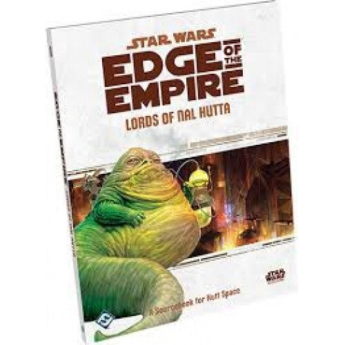Star Wars: Edge of the Empire - Lords of Nal Hutta available at 401 Games Canada