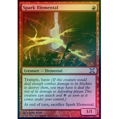 Spark Elemental (Foil) available at 401 Games Canada