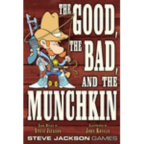 Munchkin The Good, The Bad, and The Munchkin - 401 Games