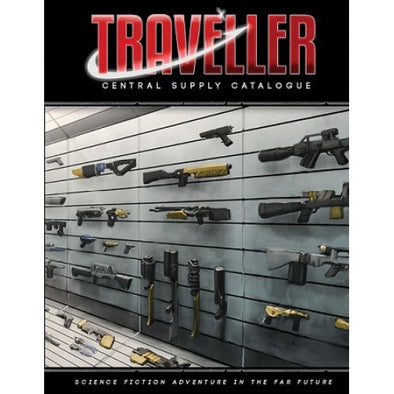 Buy Traveller - Central Supply Catalogue and more Great RPG Products at 401 Games