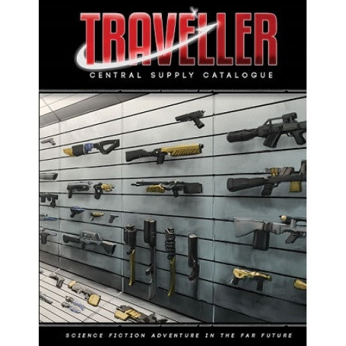 Traveller - Central Supply Catalogue - 401 Games