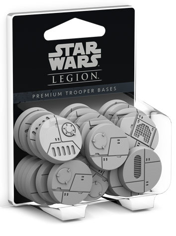 Star Wars - Legion - Premium Trooper Bases - 401 Games