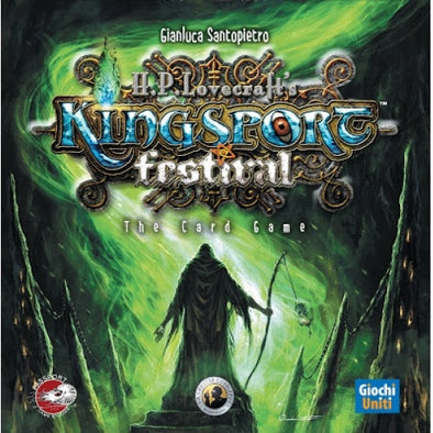 Kingsport Festival - The Card Game - 401 Games