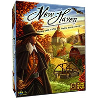 New Haven - 401 Games
