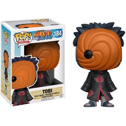 Buy Pop! Naruto Shippuden - Tobi and more Great Funko & POP! Products at 401 Games