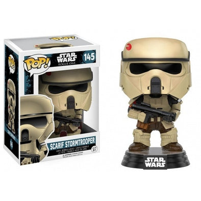 Pop! Star Wars: Rogue One - Scarif Stormtrooper - 401 Games