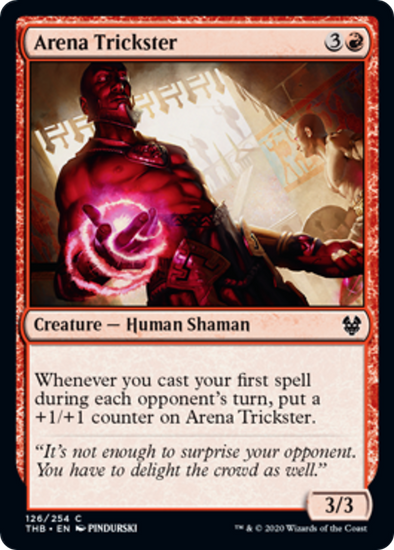 Arena Trickster (THB) (Pre-Order: 2020-01-24)
