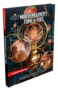 Dungeons & Dragons - 5th Edition - Mordenkainen's Tome of Foes